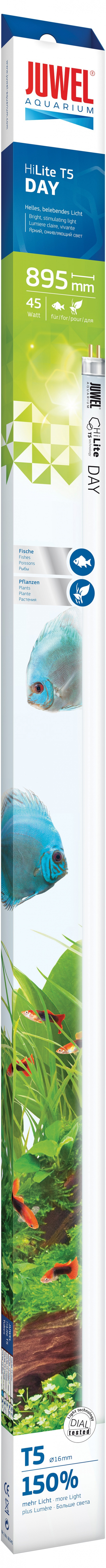 Лампа для аквариума - High-Lite Day T5 45W 895 мм, дневной свет title=
