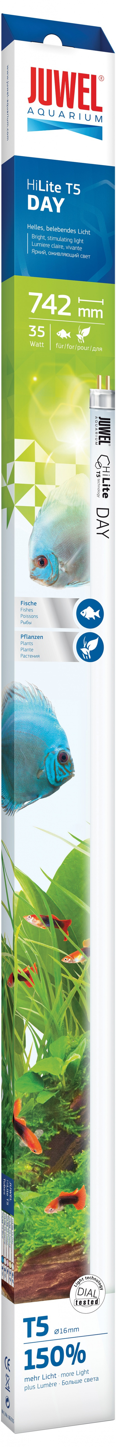 Лампа для аквариума - High-Lite Day T5 35W 742mm title=