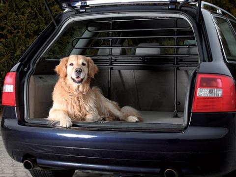 Авто решетка – TRIXIE Car dog Guard title=