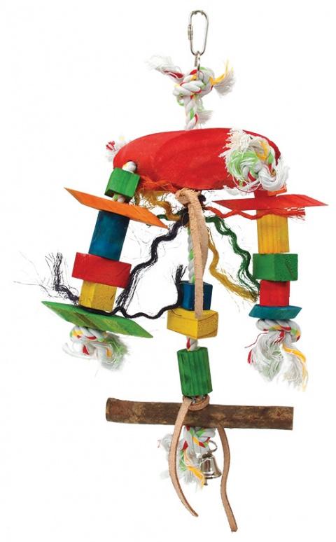Игрушка для птиц - Bird Jewel, 23 cm  title=
