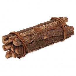Rotaļlieta grauzējiem - SMALL ANIMALS, koka gabali ar virvi