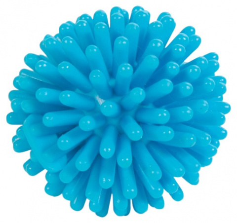 Rotaļlieta kaķiem - Hedgehog balls for cats, rubber, 3 cm