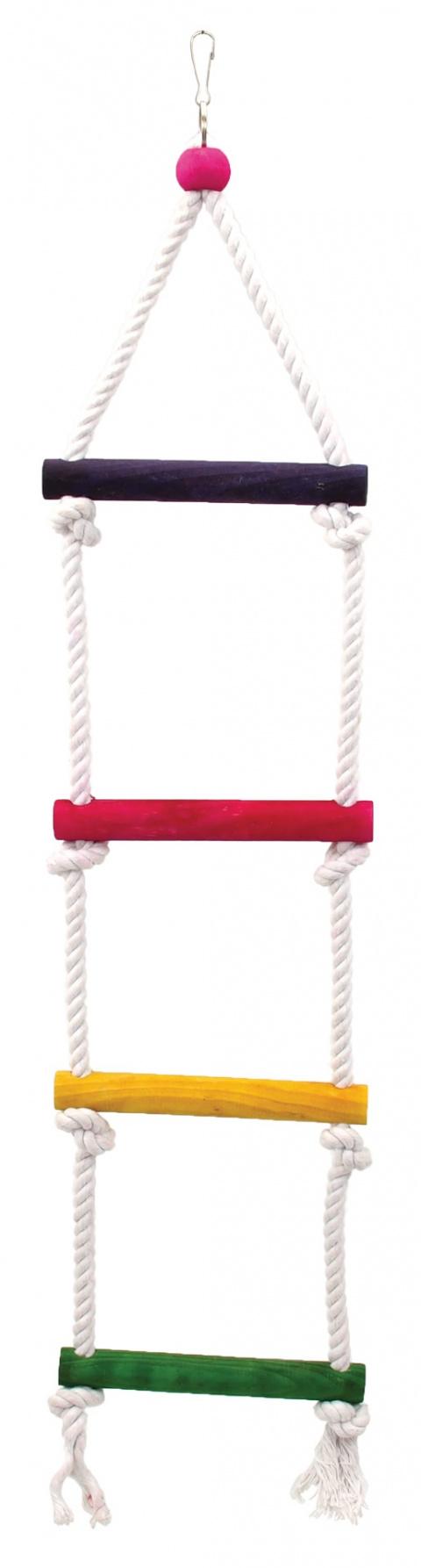 Игрушка для птиц - BIRD JEWEL Лесенка для птиц 60 cm