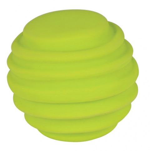Игрушка для собак - Гибкий мяч, latex 6cm