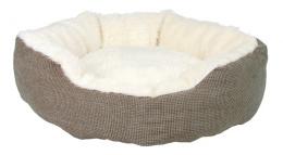 Guļvieta kaķiem - Lit Yuma 45cm brun/blanc