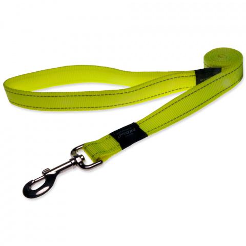 Поводок для собак - Rogz Utility reflective leash, L, 108 cm