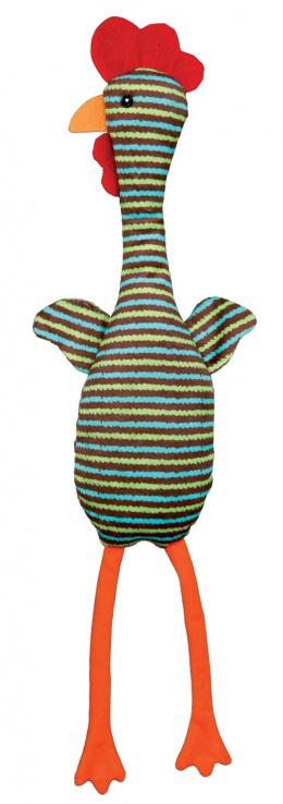 Rotaļlieta suņiem - Chicken, Plush, 48cm