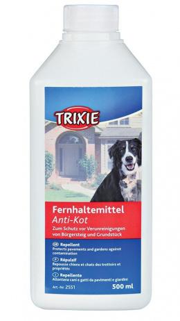 Līdzeklis dzīvnieku atbaidīšanai – TRIXIE Anti-Kot Repellent, 500 ml