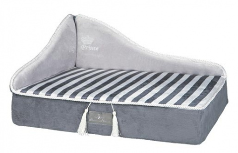Спальное место для собак - Trixie My Prince sofa, 60*32*45 cm, серый