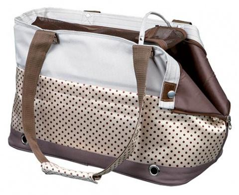 Transportēšanas soma dzīvniekiem - Trixie Marilla carrier, 21 * 27 * 46 cm