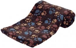 Guļvieta suņiem - Laslo Blanket, 75*50cm, dark brūna