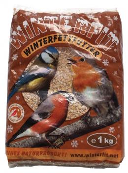 Корм для диких птиц - Agros Winterfit 1kg