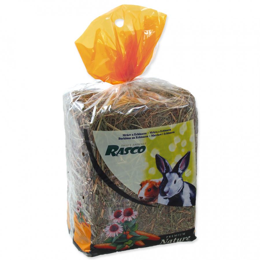 Сено - Rasco Nature эхинацея и морковью, 500 г