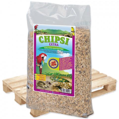 Pakaiši dzīvniekiem - JRS CHIPSI EXTRA XXL, 3,2 kg