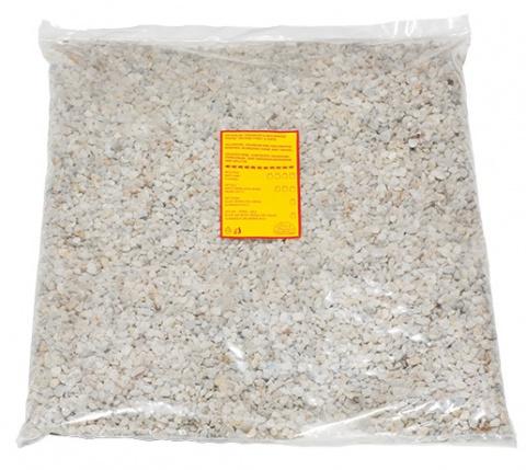 Grunts akvārijam - akmeņi 4 (balts), 10 kg title=