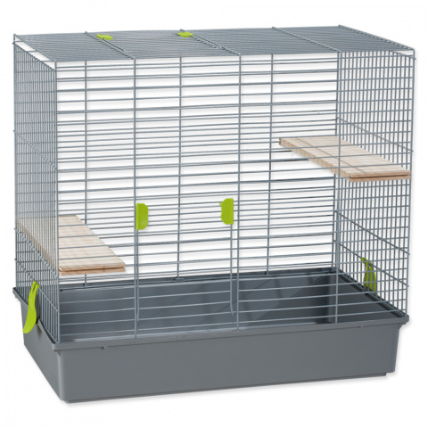 Клетка для грызунов - SMALL ANIMAL, gray