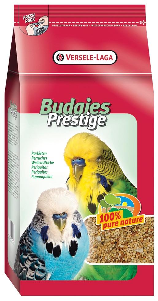 Корм для птиц - Prestige Budgies, 1 кг