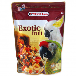 Gardums putniem – Versele-Laga Prestige Exotic Fruit Mix, 600 g