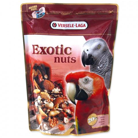 Gardums putniem – Versele-Laga Prestige Exotic Nut Mix, 750 g title=