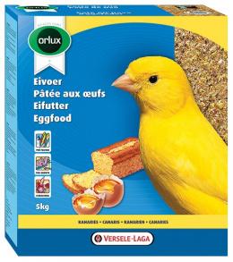 Papildbarība kanārijiem - Versele Laga, Orlux Eggfood dry for Canaries, 1kg