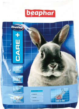 Корм для кроликов - Beaphar Care+ Rabbit, 700 г