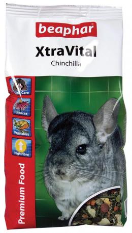 Barība šinšillām - XtraVital Chinchilla, 1 kg