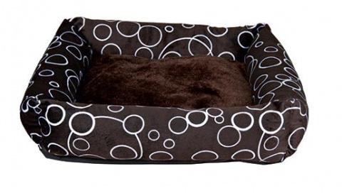 Guļvieta suņiem - Marino Bed, 46*46cm, brūna title=