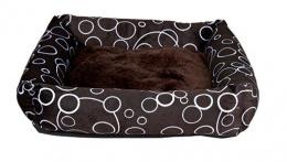 Guļvieta suņiem - Marino Bed, 46*46cm, brūna
