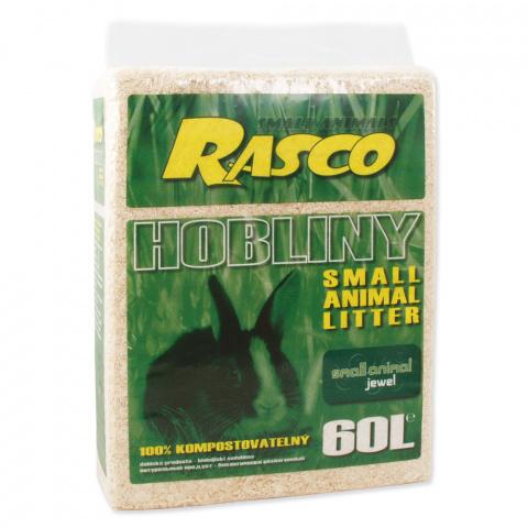 Опилки - Rasco 60 L (3.6 кг)