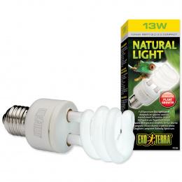Lampa terārijam - EXO TERRA Natural Light (13W)
