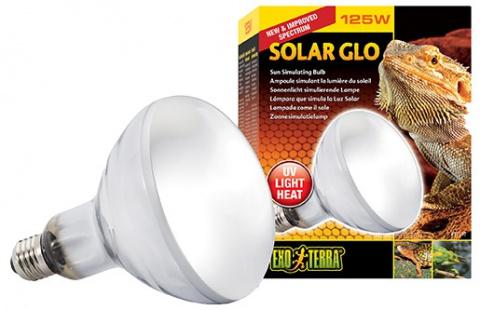 Лампа для террариума - Solar Glo 125W title=