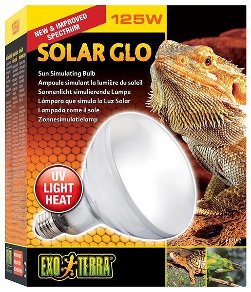 Лампа для террариума - Solar Glo 125W
