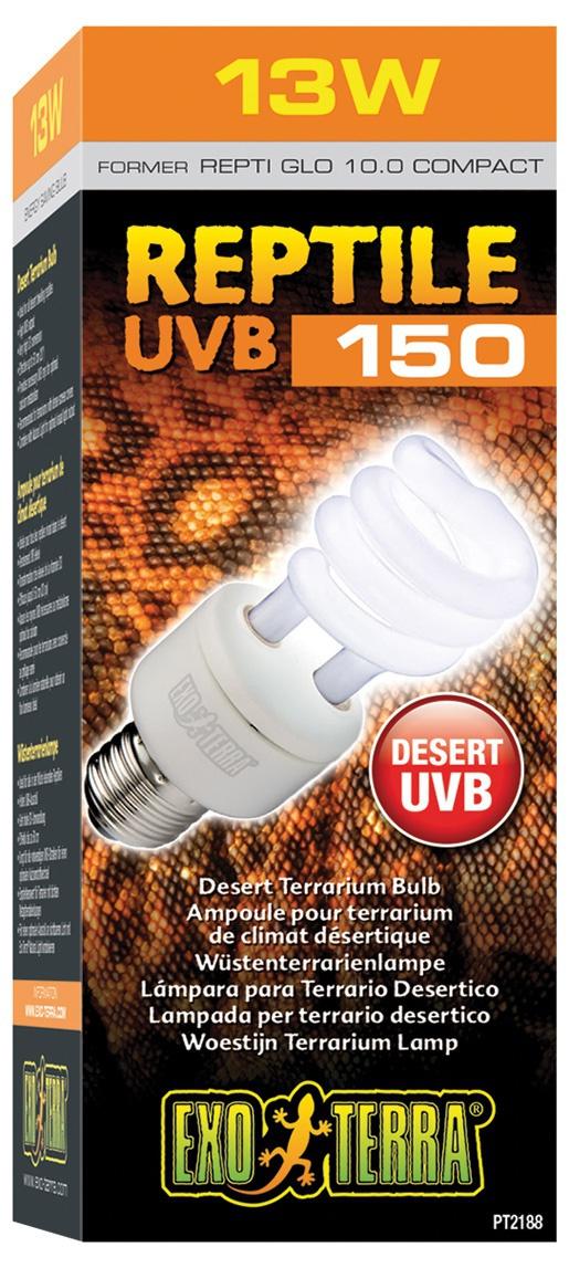 Lampa terārijam - EXO TERRA Reptile UVB150 (13W)