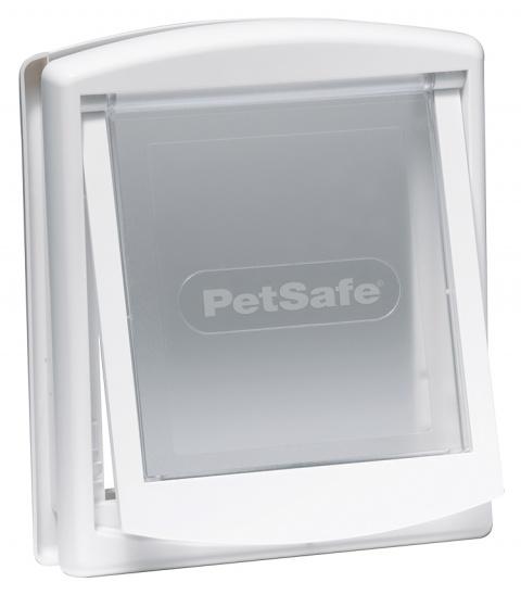 Durvis dzīvniekiem – Staywell, PetSafe, Original Small Pet Door, white, 23,6 x 19,8 cm title=