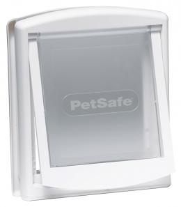 Durvis dzīvniekiem – Staywell, PetSafe, Original Small Pet Door, white, 23,6 x 19,8 cm