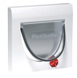Durvis dzīvniekiem – Staywell, PetSafe, Cat Flap with tunnel 917, white, 22,4 cm x 22,4 cm