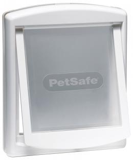 Durvis dzīvniekiem - Staywell Pet Door 740, white, 35,2x29,4 cm