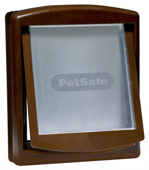 Durvis dzīvniekiem – Staywell Pet Door 755 (brūna) title=