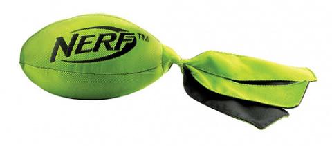 Rotaļlieta suņiem - NERF Football Flyer, 30 cm title=