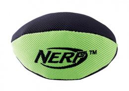 Rotaļlieta suņiem - NERF Trackshot Squeaker Football, 12 cm