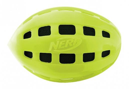Игрушка для собак - NERF TPR Crunchable Squeak Footмяч, 15 cm