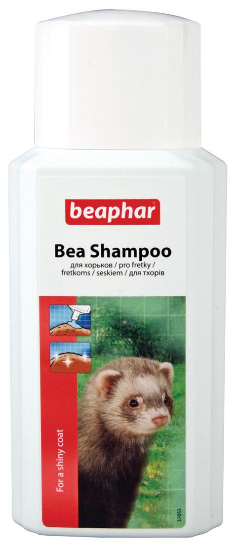 Шампунь для фреток - Beaphar Ferrets Shampoo 200 мл title=