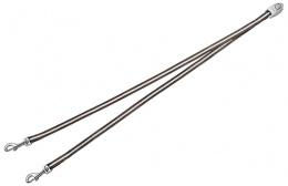 Аксессуар поводка-рулетки для собак - Flexi Vario Duo Belt, цвет - коричневый
