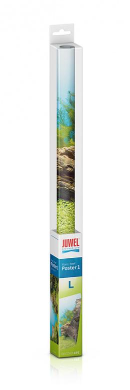 Fons akvārijem - Juwel Poster 'L' 100/80*50cm