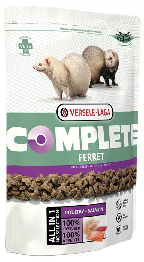 Barība fretkām - VERSELE-LAGA Complete Ferret, 750 g title=