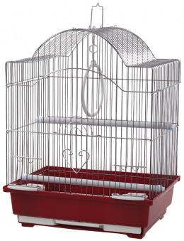 Клетка для птиц - Edita (хром)