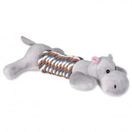 Игрушка для собак - Ассортимент, Игрушечные фигурки на веревке, плюш, 32cm