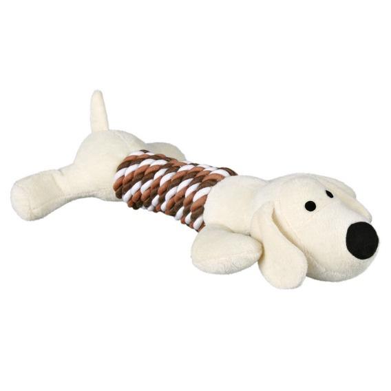 Игрушка для собак – TRIXIE Assortment Toy Figures with Rope, Plush, 32 см