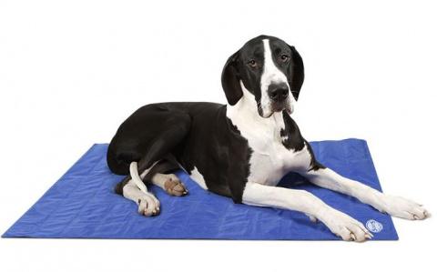 Охлаждающий коврик – Scruffs Cool Mat (XL), 120 x 75 cм  title=