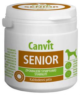 Vitamīni suņiem - Canvit Senior N100, 100 g